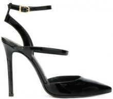 Marc Ellis - Pumps a punta - women - Patent Leather/Leather - 36, 40, 41 - Nero