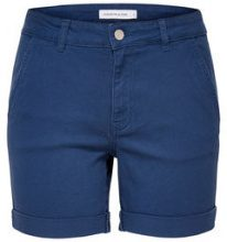ONLY Chino Shorts Women Blue
