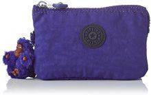 Kipling Creativity S - Portamonete Donna, Violett (Summer Purple), 14.5x9.5x0.1 cm (B x H T)