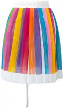 Io Ivana Omazic - Gonna a righe - women - Silk - 42 - MULTICOLOUR