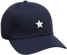 Tommy Hilfiger Star Cap, Berretto da Baseball Donna, Blu (Tommy Navy 413), Taglia unica (Taglia Produttore: OS)