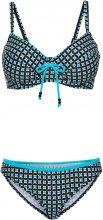 Bikini minimizer con ferretto (Nero) - bpc bonprix collection