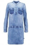 Vestito di jeans - light blue