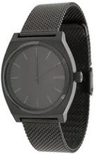 Nixon - Time Teller watch - men - Steel - OS - BLACK