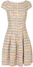 Talbot Runhof - Vestito 'Kovalic15' in tweed - women - Viscose/poliacrilico/Cotone/Cupro - 36, 38, 42, 44, 46 - Multicolore