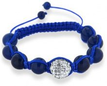 Crystalique 0.28.9388 - Bracciale unisex, 190 mm