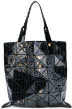 Bao Bao Issey Miyake - Borsa con motivo geometrico - women - Polyester - One Size - BLACK