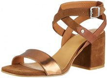 Gant Footwear 14563716, Sandali Donna, Marrone (Copper+Cognac), 39 EU