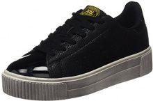 XTI 047507, Sneaker Donna, Nero (Black Black), 40 EU