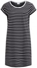 VILA Simple, Striped Dress Women Black