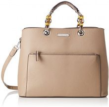 Tamaris Rania Business Bag - Borsa Donna, Beige (Pepper), 16x33.5x53.5 cm (B x H T)