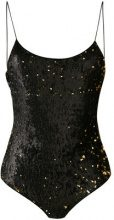 Oseree - Costume con paillettes - women - Polyester - L, M - Nero