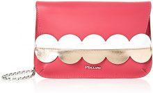 Pollini Bag - Borse a spalla Donna, Rosa (Fragola), 1x1x1 cm (B x H T)
