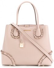 - Michael Michael Kors - Borsa Tote 'Mercer' - women - Leather - Taglia Unica - rosa