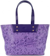 Louis Vuitton Vintage - Borsa 'Cosmic PM' - women - Patent Leather - OS - PINK & PURPLE