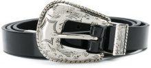 B-Low The Belt - Cintura 'Bri Bri' - women - Leather - M, L - BLACK