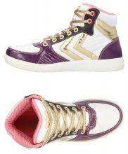 HUMMEL  - CALZATURE - Sneakers & Tennis shoes alte - su YOOX.com