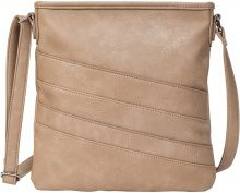 Borsa a tracolla Basic (Marrone) - bpc bonprix collection