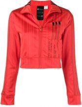 - Adidas Originals By Alexander Wang - Giacca 'AW' - women - fibra sintetica - 44, 36, 40, 42 - di colore rosso