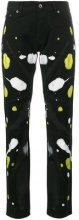 - Mirco Gaspari - Jeans '501' - women - cotone - 24, 25 - di colore nero