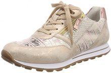 Gabor Shoes Comfort Basic, Scarpe Stringate Derby Donna, Multicolore (Rose/Rame), 40 EU