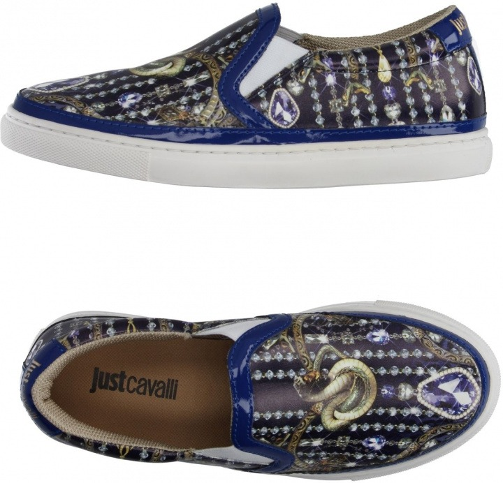 JUST CAVALLI - CALZATURE - Sneakers   Tennis shoes basse -  1419d7eb351