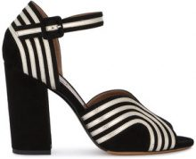 Tabitha Simmons - Sandali 'Alexis' - women - Suede/Leather - 38.5, 36, 40 - Nero