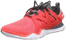 ReebokZcut TR 2.0 - Scarpe Fitness Donna, Arancione (Orange (Neon Cherry/Shark/Gravel/White)), 35