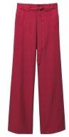 TENEA - Pantaloni - cherry