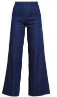 NELLA - Jeans a zampa - true blue