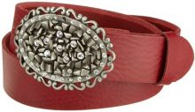 MGM Cintura, donna Rosso (Rot (Rot)) 85 cm