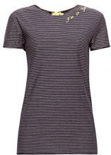 edc by Esprit 038cc1k075, T-Shirt Donna, Blu (Navy 400), Medium