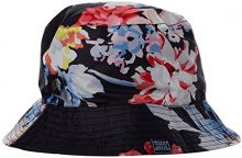 Joules Rainy Day, Cappello alla Pescatora Donna, Blu (Navy Whistable Navwhit), Taglia unica