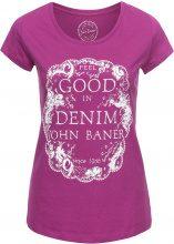 T-shirt stampata (viola) - John Baner JEANSWEAR