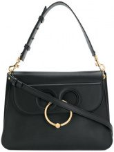 JW Anderson - Borsa 'Pierce medium' - women - Leather - One Size - Nero