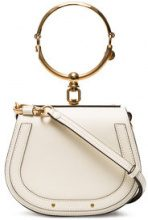 Chloé - Borsa Nile - women - Leather - OS - WHITE
