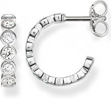 Thomas Sabo 925 argento bianco Zirconia cubica FINEEARRING