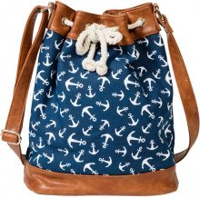 Borsa a sacchetto (Blu) - bpc bonprix collection