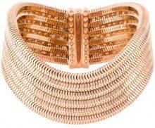 Lara Bohinc - 'Galaxy' bangle - women - Rose Gold Plated Brass - OS - METALLIC