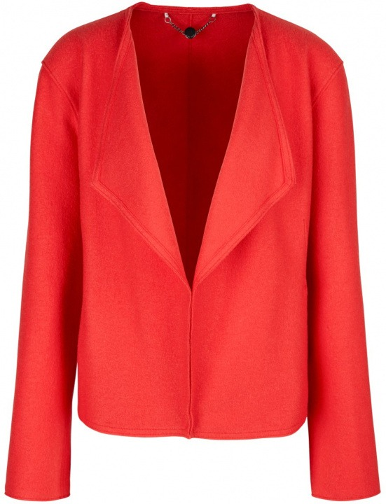 Poppy 61 HC Marc Cain Collections 260 J30 31 Red Cappotto Donna qB8HUxwIC