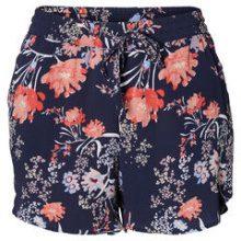 VERO MODA Floral Shorts Women Blue