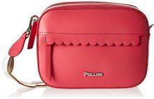 Pollini Bag - Borsette da polso Donna, Rosa (Fragola), 1x1x1 cm (B x H T)