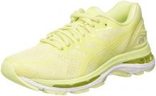 Asics Gel-Nimbus 20, Scarpe Running Donna, Giallo (Green Limelight/Green Limelight/Safety Yellow 8585), 40 EU