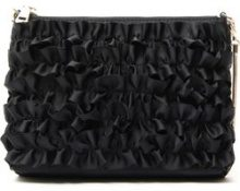 Pochette con ruches decorative