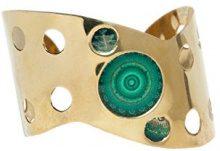 Desigual 67G55F94051U - Bracciale in metallo, 16 cm