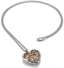 Hot Diamonds Collana con ciondolo Donna argento - DP670
