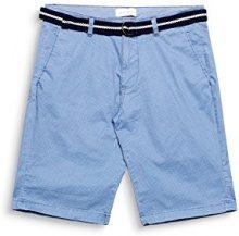 ESPRIT 998ee2c804, Pantaloncini Uomo, Blu (Blue 430), 31