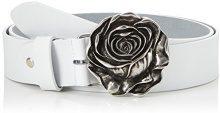 MGM Rosalie, Cintura Donna, Bianco (Weiß 06), 110 cm