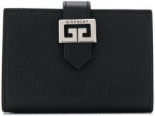 Givenchy - 4G clutch - women - Leather - OS - Nero