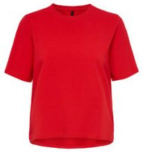 ONLY Basic T-shirt Women Red